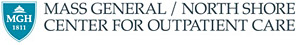 Mass General North Shore Center for Outpatient Care logo