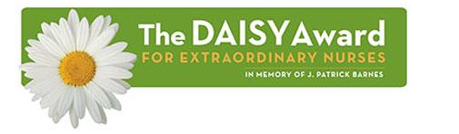 logo for the Daisy Award