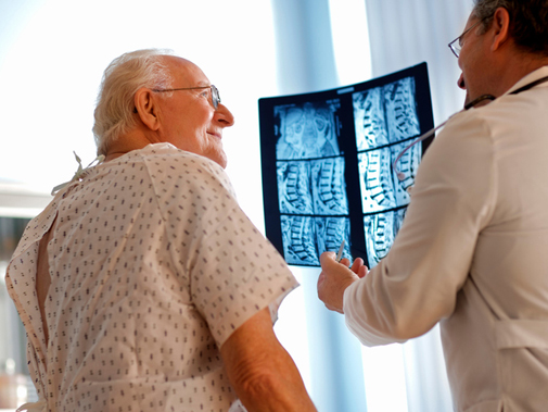 Pain management physicians at NSMC provide relief for many patients