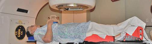 Radiation oncology at the Mass General/North Shore Center for Outpatient Care