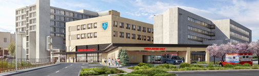 Emergency Medicine Department at North Shore Medical Center