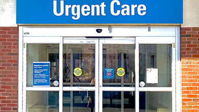 new urgent care center in lynn at union campus