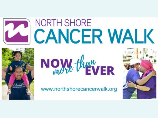 north shore cancer walk 2021