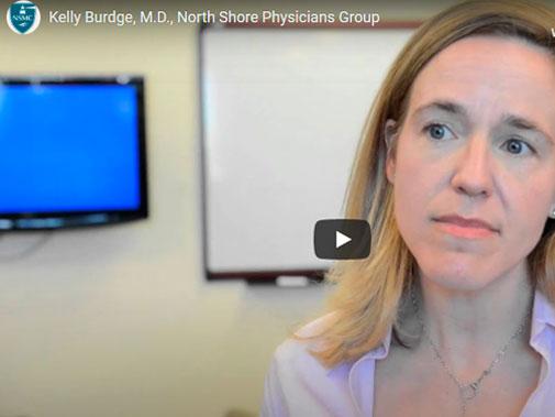 Nephrology specialist Kelly Burdge, MD