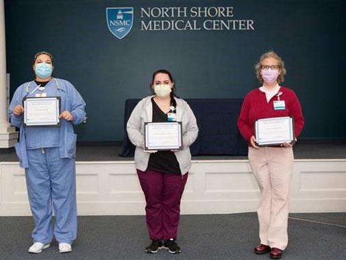 nursing awards 2020 blodgett recipients
