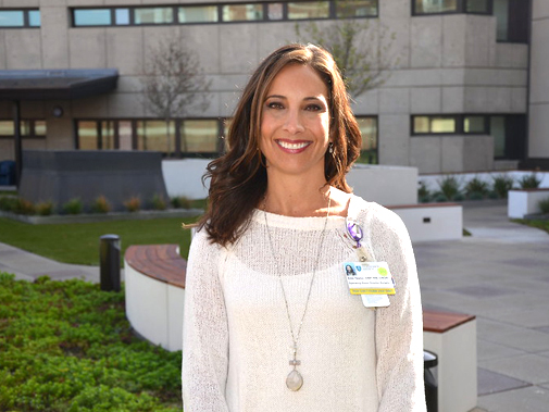 Erin Taylor Director of the OR
