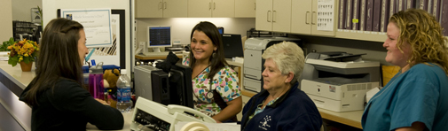 Nurses at North Shore Medical Center