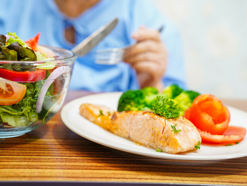 Food and nutrition at North Shore Medical Center