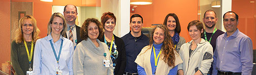 Spaulding North Shore Physical Medicine and Rehab patient