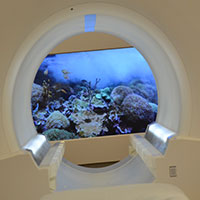 new mri soothing ocean images