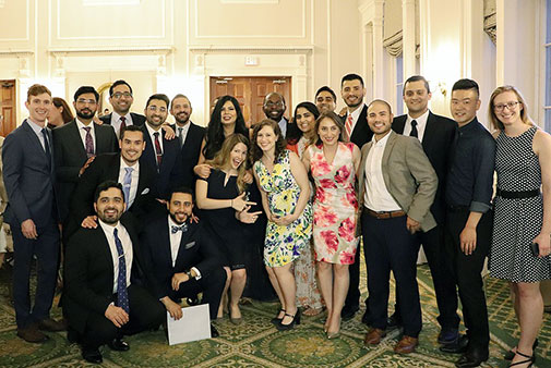 picture of internal medicine residents