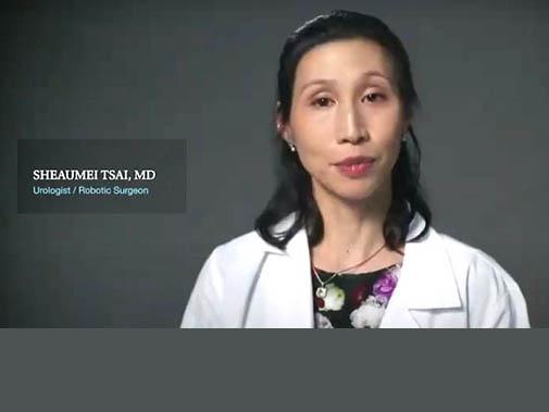 Robotic surgery urologist at Salem Hospital