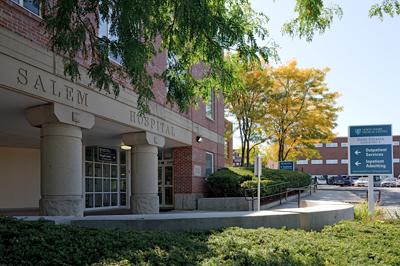 NSMC Salem Hospital in Salem, Machusetts on