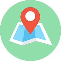 salem campus map