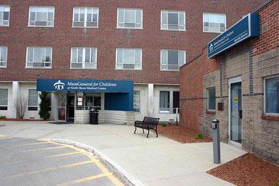 MassGeneral for Children at North Shore Medical Center