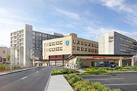 The new Emergency Department at Salem Hospital